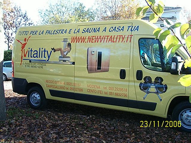 decorazione auto furgone sericart2
