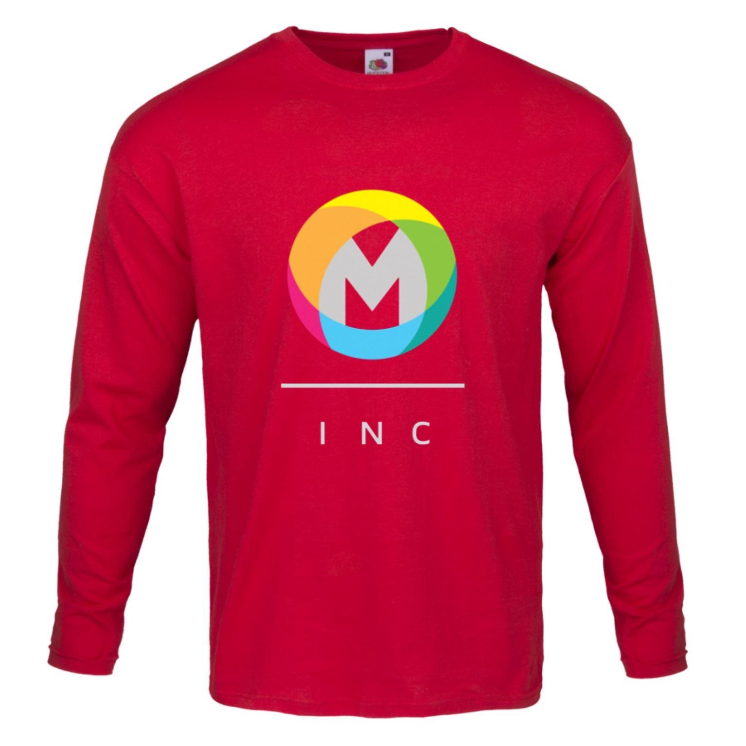 Abbigliamento Personalizzato Felpa Rossa Sericart2