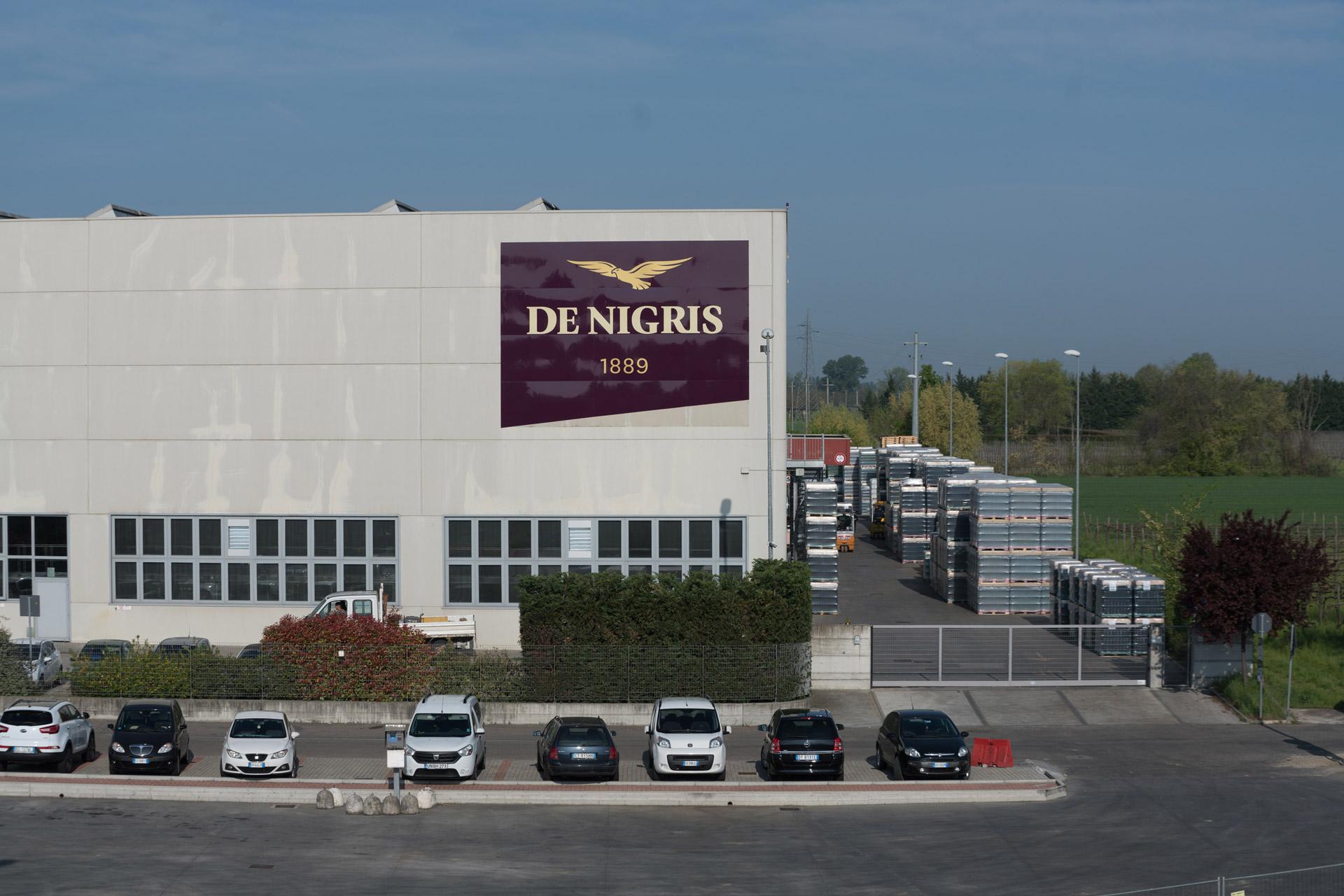 De Nigris Vista Frontale Sericart2