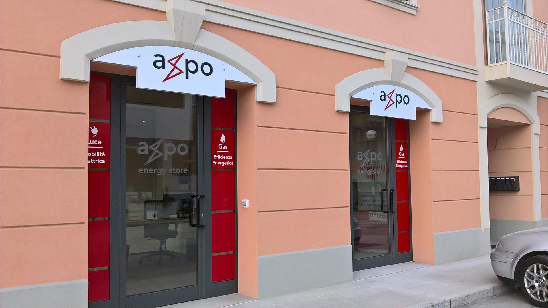 Insegne Led Aspo Cassonetto In Alluminio Sericart2