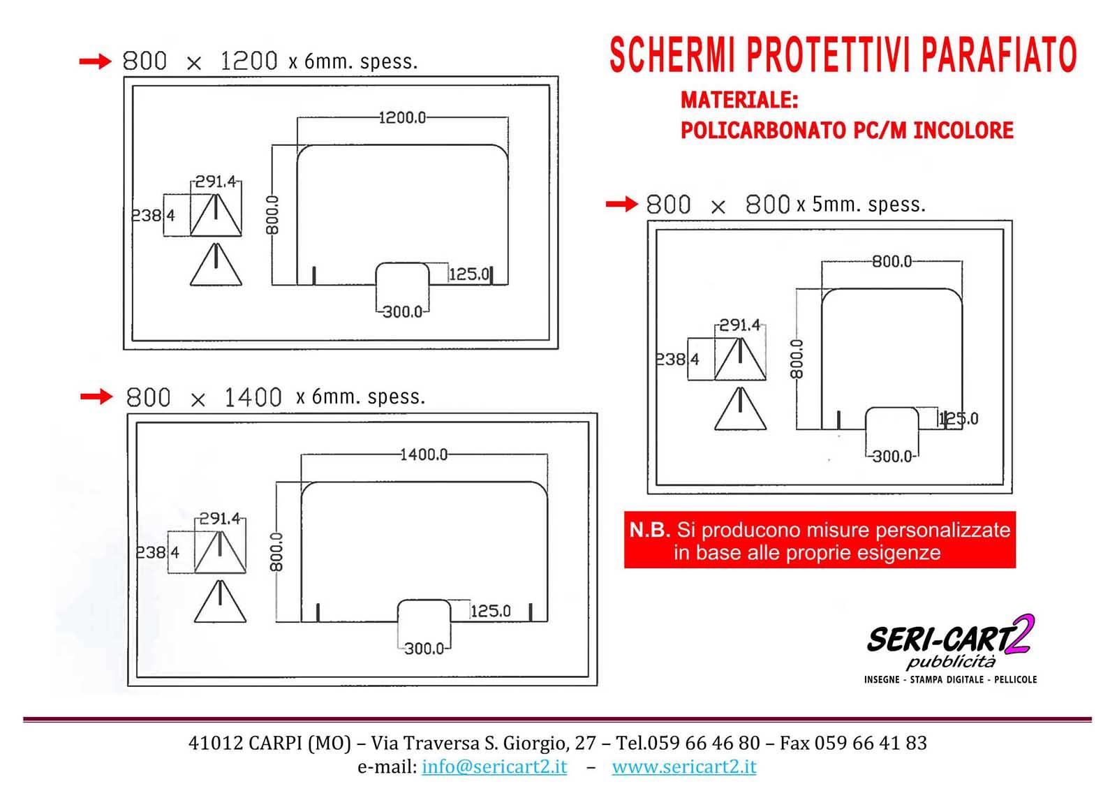 Barriere Protettive In Plexiglass 6